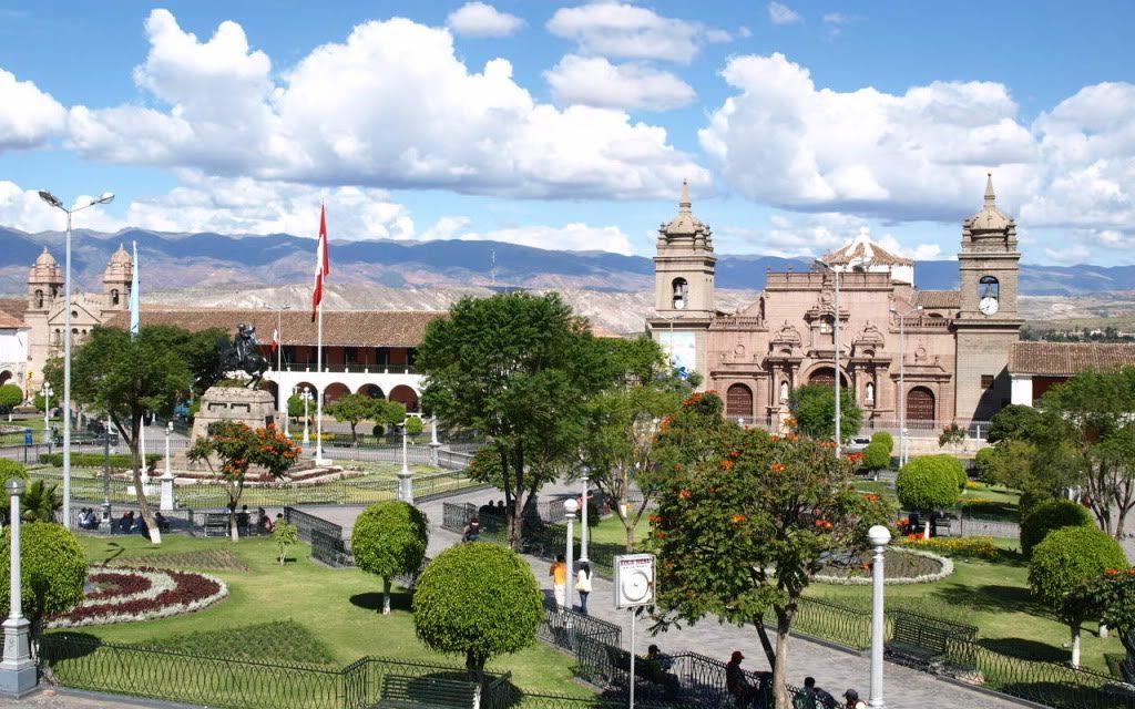 Voyage au Pérou, une petite visite de la ville d'Ayacucho