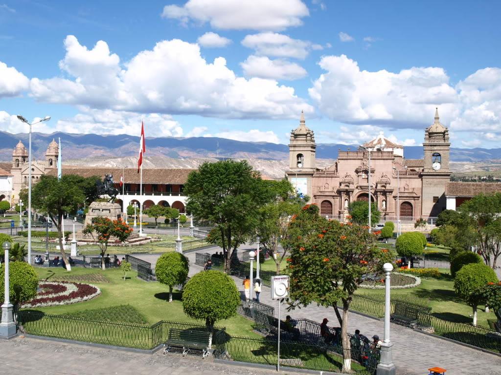 Circuito Turistico Ayacucho : Voyage au pérou une petite visite de la ville d ayacucho