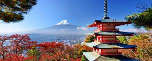 Voyage dépaysant au Japon, le mont Fuji