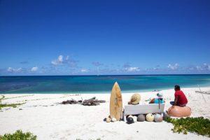 Passer de bonnes vacances au bord de la plage