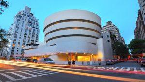 New York musée Guggenheim