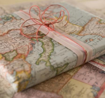 Cadeau de voyage