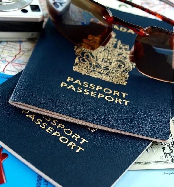 Documents pour voyager