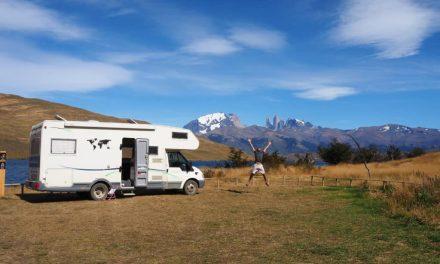Sillonner les plus belles régions chiliennes en famille à bord d'un camping-car