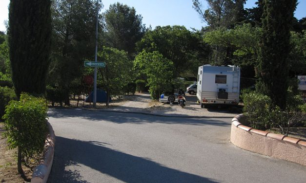 Le camping Les Cigales à Cassis, mon expérience !